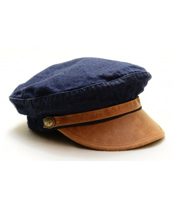 GORRA DENIM NAVY OSCURO